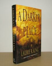 Laurie R King - A Darker Place - 1st/1st