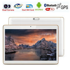 10 inch HD Camera Dual SIM 3G Octa Core Tablet PC Android 4.4 2GB 16GB WIFI GPS