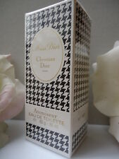 CHRISTIAN DIOR MISS DIOR EDT 60g 60ml VINTAGE 1980s SEALED BOX & DIOR GIFT WRAP