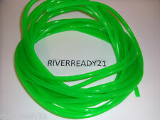"1/4"" I.D. Green Fuel-Gas-Line-Hose 3/8"" O.D. PWC Seadoo Jet-Ski Sold by the Foot"