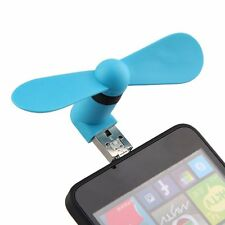 Mini Micro USB 2-in1 Portable Fan For Android SmartPhone USB Micro OTG pHONE Fan