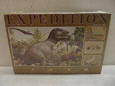 FOSSIL HUNTING KIT T-REX TOOTH TO UNEARTH & REVEAL BY EXPEDITION #870 NIB