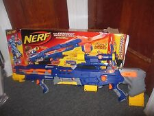 Nerf N-Strike Longshot CS-6 Sniper Dart Gun in Original Box