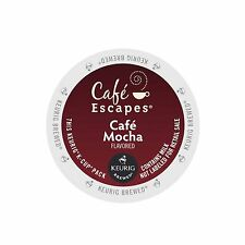 Cafe Escapes Cafe Mocha Keurig K-Cups 96-Count