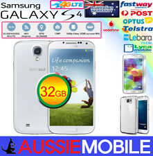 NEW 100% GENUINE GALAXY S4 4G LTE 32GB WHITE UNLOCKED FREE GIFT NO BOX