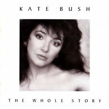 cd audio The Whole Story Kate Bush (Artista)  Formato: Audio CD