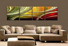 Huge Abstract Oil Painting hand-painted Art Modern Wall Decor Canvas No Frame