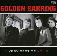 Vol. 2-Very Best Of Golden Earring - Golden Earring (2011, CD NIEUW)