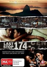 Last Stop 174 - City of God DVD NEW