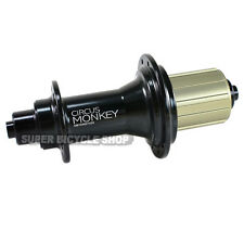 Circus Monkey HRW Road Rear Hub,32 Hole,Black