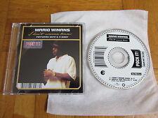 "MARIO WINANS ENYA LIMITED OOP 2004 GERMANY exclusive 3"" CD single"