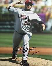 ROGER CLEMENS SIGNED TEAM USA 8X10 ASTROS RED SOX YANKEES BLUE JAYS CCP COA