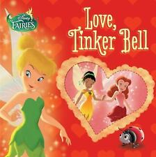 Disney Fairies: Love, Tinker Bell-ExLibrary