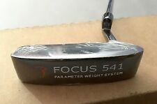 "New John Daly Focus 541 Parameter Weight System 35"" Putter Steel Golf Club"