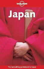 Lonely Planet Japan by Ashburne, John; Atkinson, David; Bender, Andrew