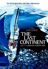 NEW DVD // The Last Continent //  Jean Lemire/ DONALD SUTHERLAND NARRATES