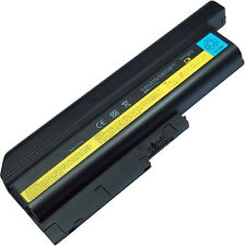 New Laptop Battery for Lenovo IBM Thinkpad T60 T61P R60 SL500 7800mAh 9 Cell