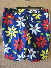 LOUDMOUTH MEN'S SIZE 34 SHE LOVES ME NOT GOLF SHORTS (NWT)