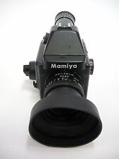 Mamiya 645 E Complete Kit with Built in AE Prism Finder, 80MM F2.8 'N', 120, EC