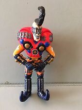 Power Rangers Turbo Griller figure evil space alien  villain