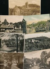 Somerset DUNSTER 120++ 1900-60s PPCs inc many RP some duplication