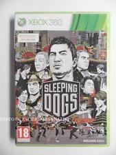 jeu SLEEPING DOGS sur xbox 360 en francais game spiel juego gioco complet