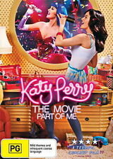 KATY PERRY: The Movie -  Part Of Me DVD Movie BRAND NEW SEALED R4