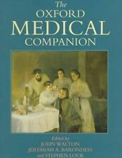 The Oxford Medical Companion-ExLibrary