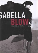 ISABELLA BLOW (9780500515358) - PHILIP TREACY MARTINA RINK (HARDCOVER) NEW