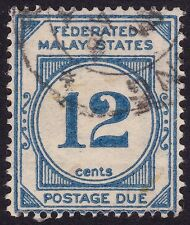 FMS 1924 12c Postage Due Isc#D6 -USED  @TD4