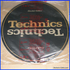 NEW TECHNICS 1200 1210 GOLD GLD LIMITED LTD DISC SLIP MAT SHEET SLIPMAT RGS0012Z