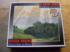 Le chant russe Russian Singing(Voix humaines)[3 CD Box]