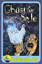 4u2read.ok Ghost for Sale Terry Deary Very Good Book
