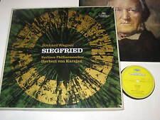 5 LP BOX/WAGNER/SIEGFRIED/KARAJAN/JESS/DG 643536/40/NEAR MINT
