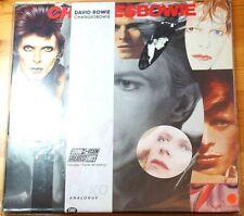 Rare David Bowie Changes Bowie Ryko Clear Vinyl RALP01712 Double LP MINT/SLV:EX