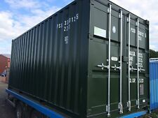 New Build/Single Trip 20ft Shipping Containers For Sale in Worcestershire