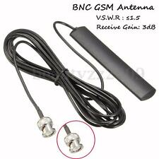 "30MHz-1200MHz Scanner Antenna Radio BNC Glass Mount  5"" Mobile Full Band GSM"