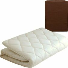 Japanese lightweight Futon mattress single long with cover made in japan New F/S