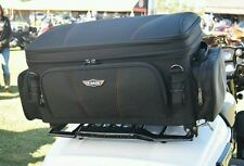STRAPLESS QUICK ATTACH FOR HARLEY DAVIDSON TOUR-PAK BAGS LOOK!! from RICKRAK.com
