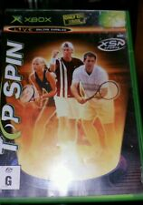 Top Spin MICROSOFT XBOX - FREE POST