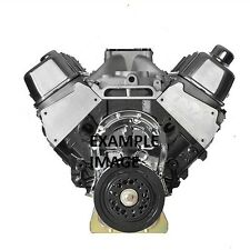 BIG BLOCK ALUMINUM HEAD CHEVY  ENGINE  (580 HORSEPOWER PUMP GAS MOTOR)