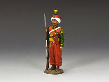 NE025 Standing Mameluke with Musket by King & Country RETIRED
