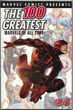 100 Greatest Marvels Of All Time 5 TPB Marvel 2001 NM 9 - 6