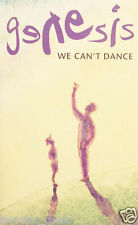 We Can't Dance by Genesis (U.K Band Phil Collins Cassette,1991, Atlantic) TESTED