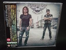 ROTH BROCK PROJECT ST + 1 JAPAN CD Strangeways Giant LeRoux Winger Starship