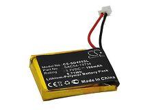 UK Battery for Sportdog FT-125 transmitter SAC54-13734 3.7V RoHS