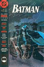 Batman Annual #13 (1989) George Pratt cover, Gray Morrow art DC Comics