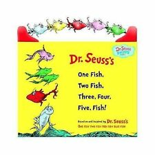 Dr. Seuss Nursery Collection: One Fish, Two Fish, Three, Four, Five Fish by...