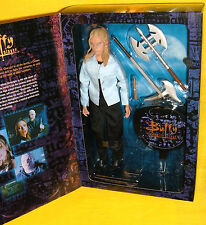 "VAMPIRA BUFFY VAMPIRE SLAYER SIDESHOW COLLECTIBLE ACTION FIGURE 12"" doll 1.6 BOX"