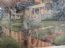 "Charles Peterson""The Daily News"" 21 x 28- landscape/print-signed-limited-dealer"